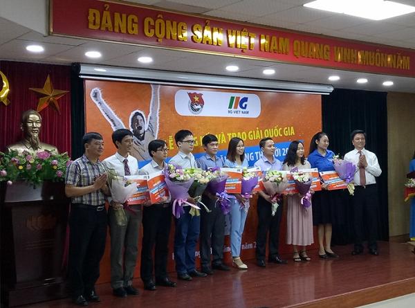 Học sinh Hà Nội là một trong 3 nhà vô địch Cuộc thi tin học văn phòng thế giới tại Việt Nam năm 2018